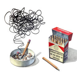 Pencil Addiction by TetrisMaster