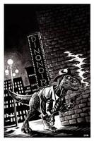 DinoNoir by nycorudolph