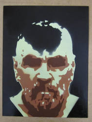 Stencil art by Riter1
