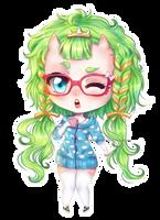 Chibi Yoko - gift by Solceress