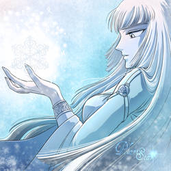Snow on my Heart - Polaris Hilda by AranelFealoss