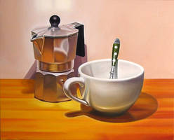 Coffee Cup Scene by pnmunoz