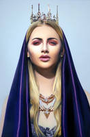 Grace (60x90cm) by pnmunoz