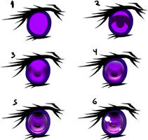 Eye tutorial by FishOni
