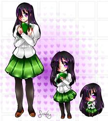 Hanako by FishOni
