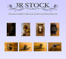 Steampunk Objects Preview by NEOkeitaro