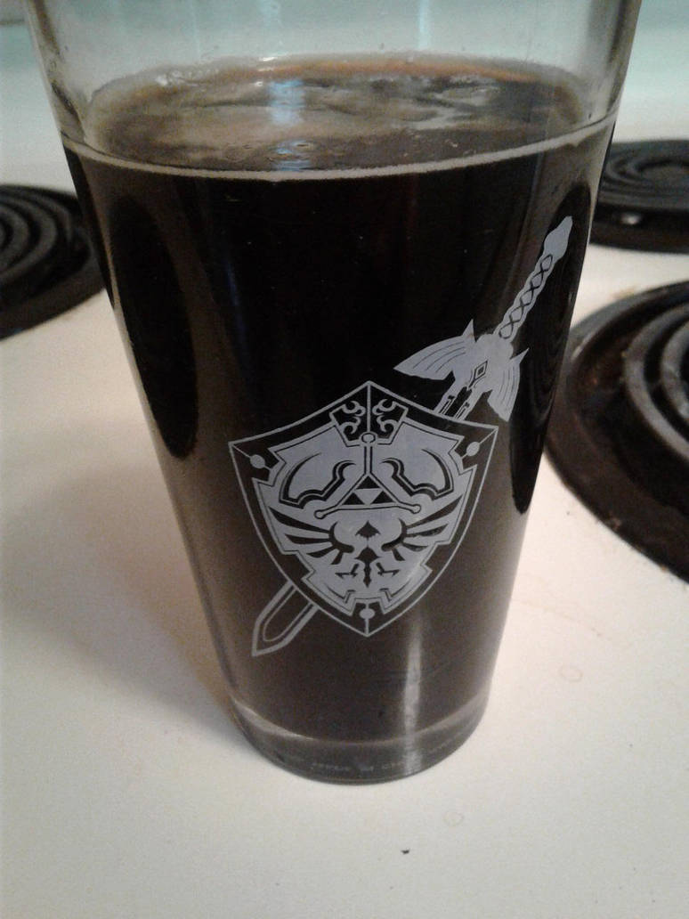 Shadow Temple Stout by FirstKing37