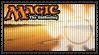 Magic - White Mana Stamp by reggiewolfpro