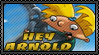 Stamp- Hey Arnold Movie by reggiewolfpro