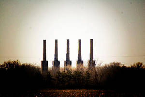 The Fires of Industry by photosynthetique