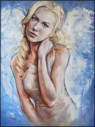Angel. by danieleski