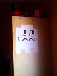 Mr Moustache by Kaobang