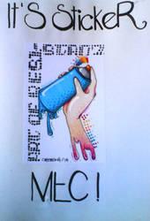 It's Sticker Mec by Kaobang