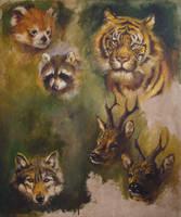 animales by iherrero20