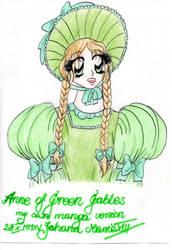 AnneOfGreenGables by JeanneXIII-Hikaru