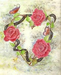 Cherish by blackthornart