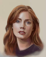 photo study, Amy Adams by epinephrinne