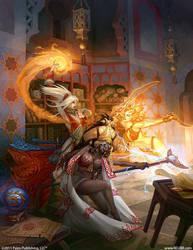 Inner Sea Magic by Belibr