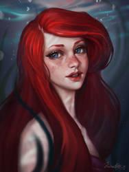 Ariel New by Junica-Hots