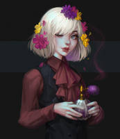 Perfumer by Junica-Hots
