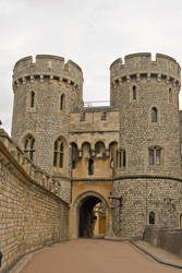 Windsor Castle Stock 9 by Sheiabah-Stock