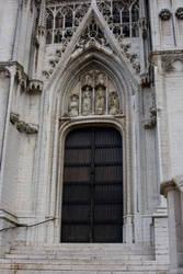 Belgian Church Stock 1 by Sheiabah-Stock