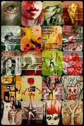 Paint Chip Dump: Dec-Jan by dMaterialize