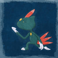 Sneasel by sntgrjs