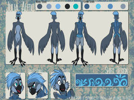 Julia Autio reference Commission by FattCat