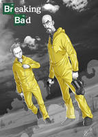 Breaking Bad by hydriss28