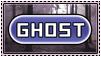 Ghost Type Stamp by Galeking