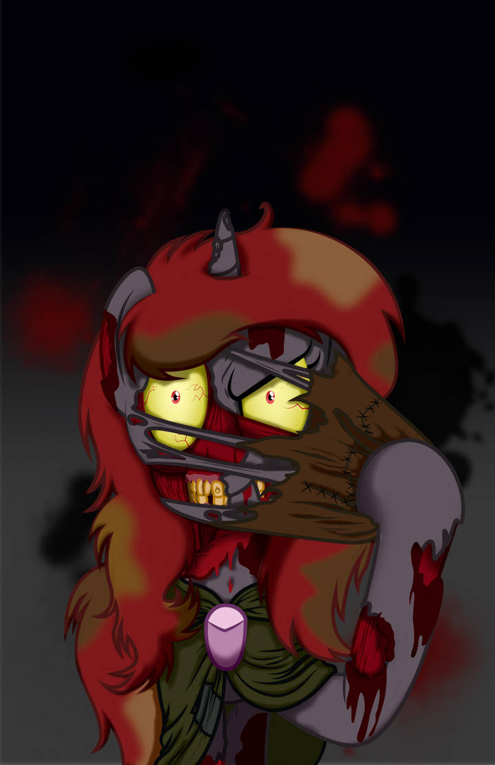 The Face of Nightmares by marioking89