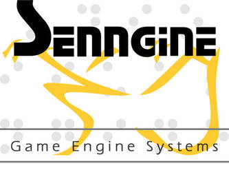 Senngine Logo by scoregraphic