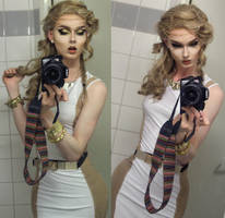 toga party look by AvaCassandra