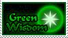 Stamp: Green Wisdom by nightsfan