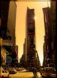 Times Square by manticor