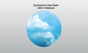 MMD day skydome+DL by Fina-Nz