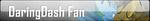 Fan Button: DaringDash Fan by SilverRomance