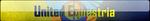 Fan Button: United Equestria by SilverRomance