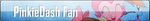 Fan Button: PinkieDash Fan by SilverRomance