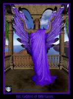 Isis:  Goddess of 1000 Names by jasmineshadowblade