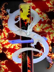 Dragon Sword by jaguanna