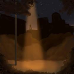 Night Lights by Sereida-Arts
