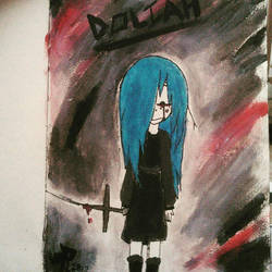 doliah # 1  by MeepCrimson