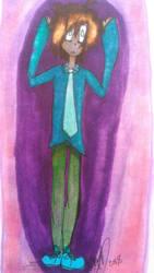 Dominic nowser  by MeepCrimson