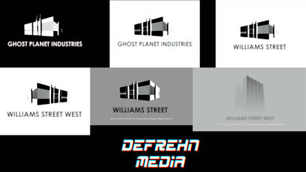Williams Street Productions (1994- ) Logo Remakes by Aidanart25