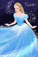Cinderella  by Nin1731