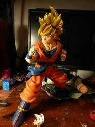Goku by antucoss