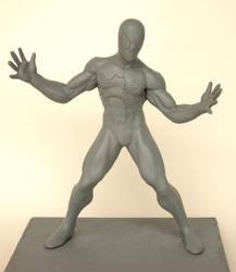 Spiderman by DerekHallett