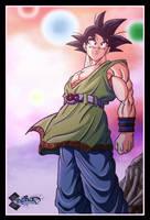 Son Goku AF by diabolumberto
